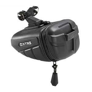 Zixtro Wasp Saddle Bag (Black)