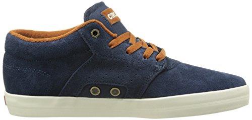 C1RCA Baron, Sneakers basses mixte adulte Bleu - Blau (MOIN/ MOOD INDIGO)