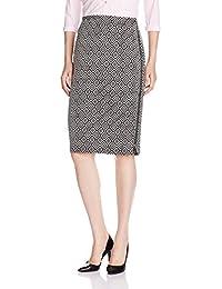 Avirate Women's Asymmetric Skirt