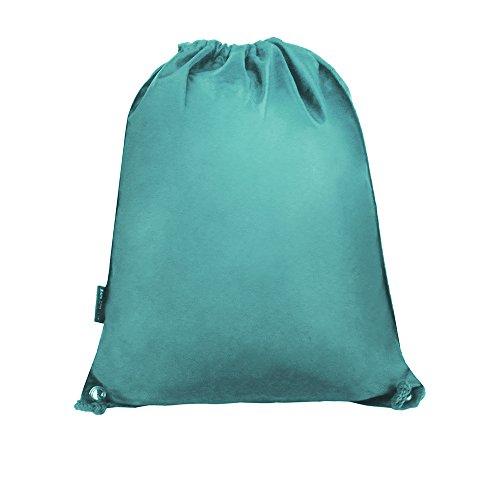East West EE. UU. Casual diario mochila y bolsa de deportes al aire libre de color verde color East West U.S.A