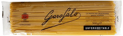 Garofalo Linguine, Pasta di Semola di Grano Duro - 500 gr
