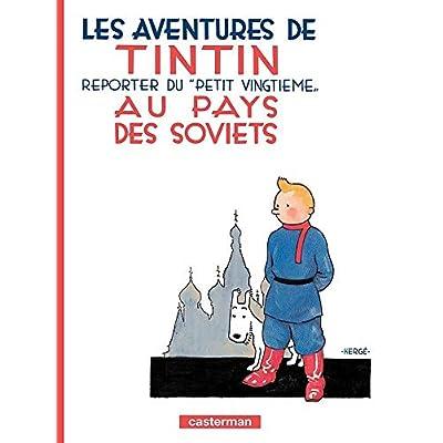 Les Aventures de Tintin, Tome 1 : Tintin reporter du 'petit vingtième' au pays des Soviets : Mini-album