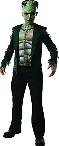 Rubie's Kid's Frankenstein Deluxe Fancy Dress Costume Large Deluxe Frankenstein
