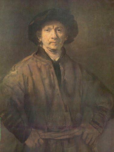 Lais Puzzle Rembrandt Rembrandt Rembrandt HarHommes sz. Van Rijn - Autoportrait 200 Pieces B07DLG9TB1 4290a2