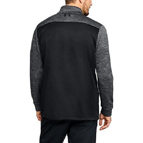 Under-Armour-Mens-Fitness-Sweatshirt-Af-Icon-14-Zip-Warm-up-Top