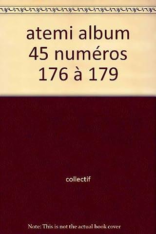 atemi album 45 numéros 176 à 179
