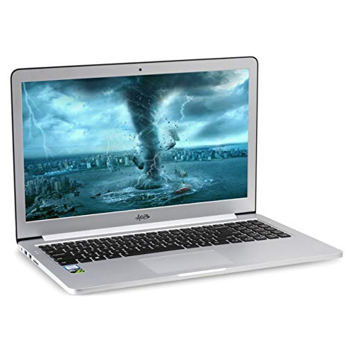 "AGB Octev AG-1208 15.6"" Laptop(7th Generation Intel Core i7-7500U /32GB RAM / 1TB SSD/ 1TB HDD / NVIDIA GTX 950 2 GB DDR5 / Win 10/ Aluminium Body"