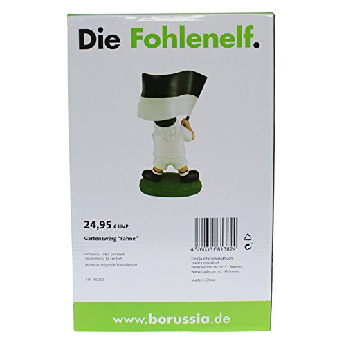 Borussia Mönchengladbach Zwerg Fahne - 4