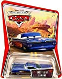 Disney / Pixar CARS Movie 1:55 Die Cast Car Series 3 World of Cars Ghostlight Ramone by Disney