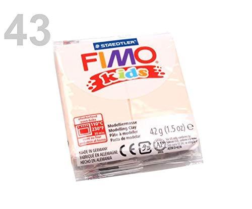 1pc 43 Muy Lightorange FIMO Kids 42