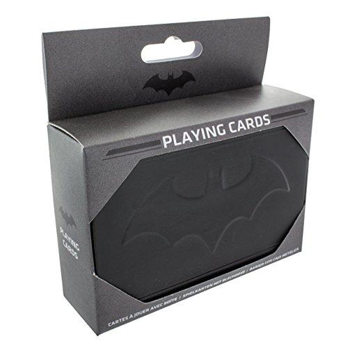 c0b94f8786a8 Batman Cartas Poker Barman 10.2cm Redstring Spain PP2891BM
