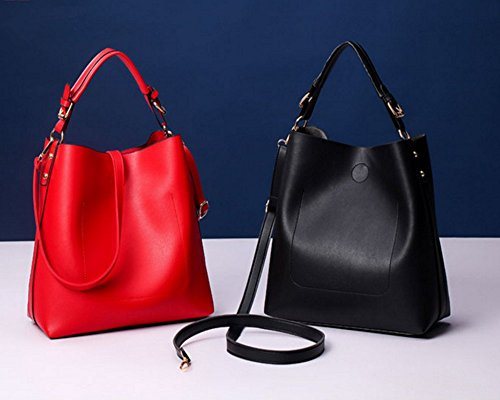 Eysee, Borsa tote donna Red