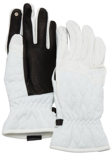 180s Keystone, Damen Handschuhe, Weiß, Gr. L (Handschuhe 180s)