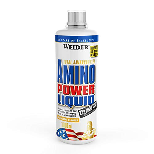Botella de Amino Power de Weider