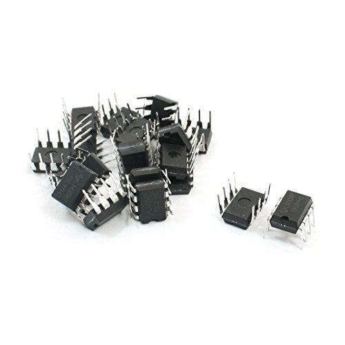 Aexit 20 stücke LM358P 3-32 V 30nA DIP-8 Paket Einzelne Versorgung Dual Operationsverstärker (5e1ef721a57655e89d6420e9b515abbf)