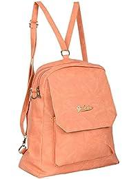 64d7d990db36 MultiZone 2 In 1 Backpack Cum Shoulder Handbag - Office School College Bag  - Water Resistance