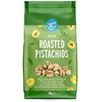 Marchio Amazon - Happy Belly Pistacchi tostati e salati 2x500g