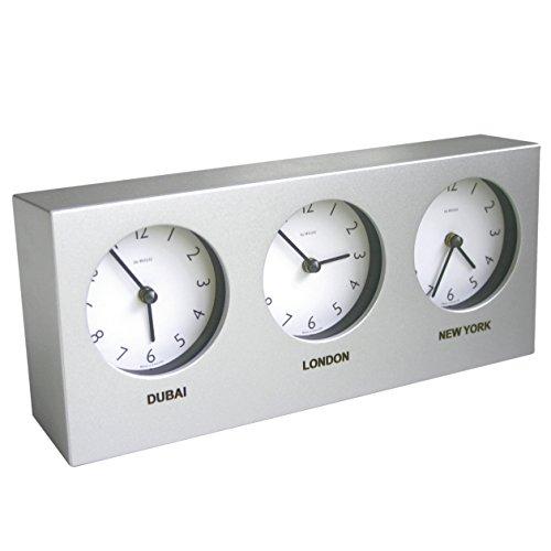 Time Zone Clocks Amazon Co Uk