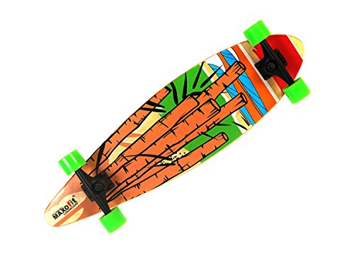 MAXOfit Deluxe Cruiser Longboard (Cartoon No.05) Sonderaktion -