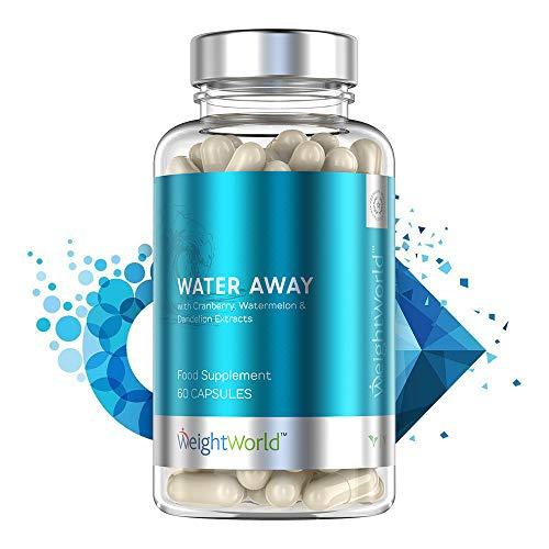 Max Medix Water Away Wassertabletten – Multipack | Diuretika zur Entwässerung des Körpers | Entwässerungs-Tabletten gegen Wassereinlagerungen in den Beinen, Füßen und Gesicht | Ideal zum Abnehmen (4)