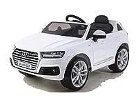 promo code 399c3 c97e1 Bellissima Auto elettrica AUDI Q7 con licenza ufficiale per bambini Full  Optional. Auto di altissima