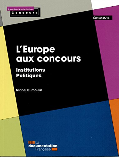 L'Europe aux concours - Institutions...