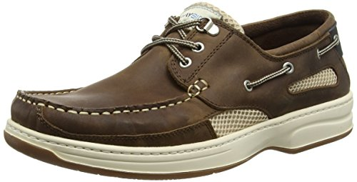 Quayside Sydney, Chaussures voile homme Noix
