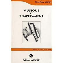 Musique et Tempérament