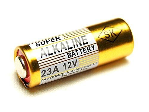 Pile A23 / 23A 12V Alcaline Super Alkaline
