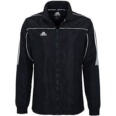 adidas Chaqueta de entrenamiento, color negro Talla:medium