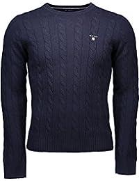 Camiseta Jersey para hombre Man Jumper manga larga GANT 405