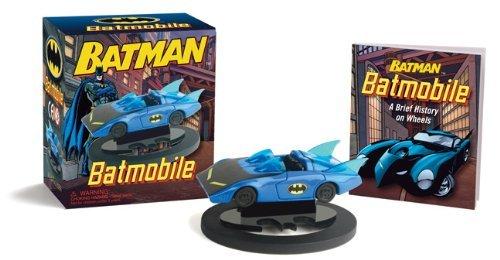 Batman Batmobile (Mega Mini Kits) by Running Press (Abridged, Audiobook, Box set) Paperback