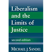 Liberalism and the Limits of Justice (English Edition)