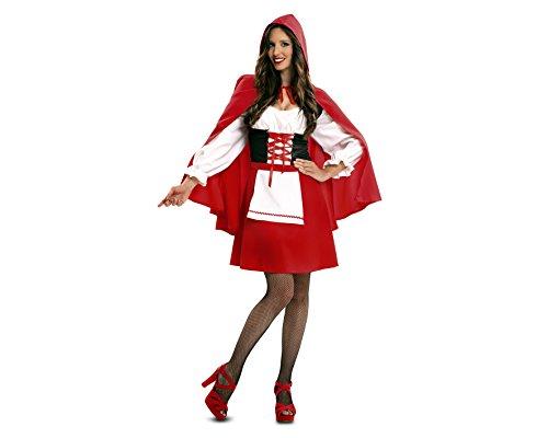 My Other Me - Disfraz de Caperucita para mujer, M-L (Viving Costumes 200791)