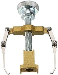 Outil LBC pour traiter les ongles incarnés (Ingrown Nail Correction Tool) - Convient pour les mains et les pieds - Un outil traditionnel de métal et de qualité professionnelle.