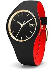 Ice-Watch Loulou Montre Femme Analogique Chronomètre avec Bracelet en Silicone – 007225