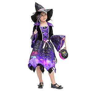 EOZY-Disfraz Halloween Niña Disfraz de
