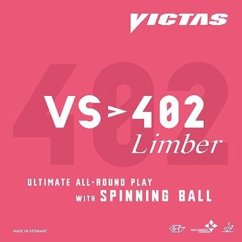 Victas coprono VS> 402 Limber, Opzioni 2,0 mm, (2 Spugna Palle)