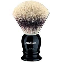Böker funda y Cuchillo Hoja de brocha de afeitar Silvertip Fibre, 04BO127