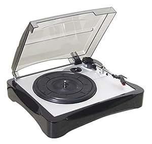 PLATINE DISQUE VINYLE USB 33/45/78 TOURS AVEC LOGICIEL CORDON CONVERSION MP3 WAV