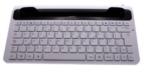 Samsung ECR-K12UWEG Keyboard (QWERTY) Dock für Galaxy Tab 2 7.0 Plus Samsung Mobile Keyboard