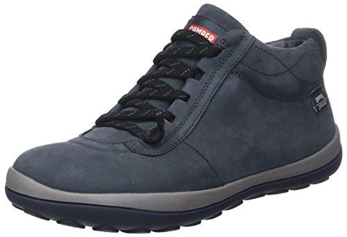 Camper Damen Peu Pista Stiefel, Grau (Dark Gray), 36 EU (Upper Stiefel Casual Nubuk)