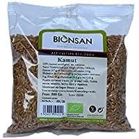 Bionsan Kamut en Grano - 6 Paquetes de 500 gr - Total: 3000 gr