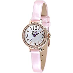 Waterproof quartz watches/Fashion students watch/Simple casual watches-A