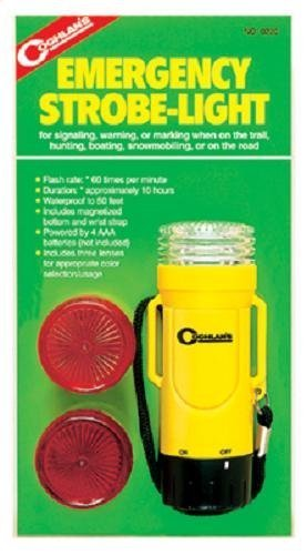 Coghlan's Emergency Strobe Light by Coghlans Ltd