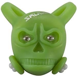 Skully LED Light - Green, Front
