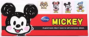 Marque-pages autocollants Mickey + magnet d'indexation