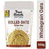 True Elements Gluten Free Rolled Oats, 500g