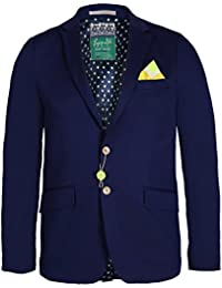 Scotch & Soda Bright Coloured Blazer, Marine