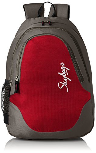 Skybags Groove 21 Ltrs Red Casual Backpack (BPGRO4RED)